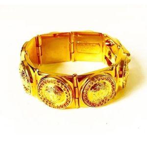 Authentic Versace Vintage Medusa Bracelet